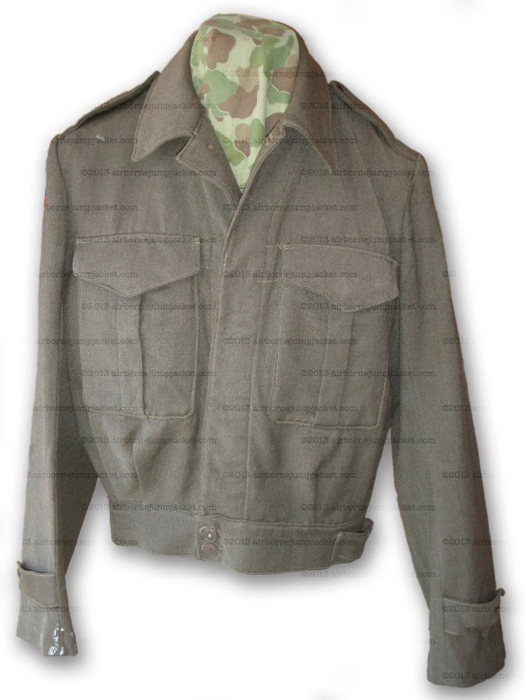 1st Marine Division Australian Made Jacket Front