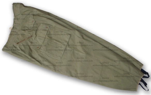 WW2 Mountain Troop Pants