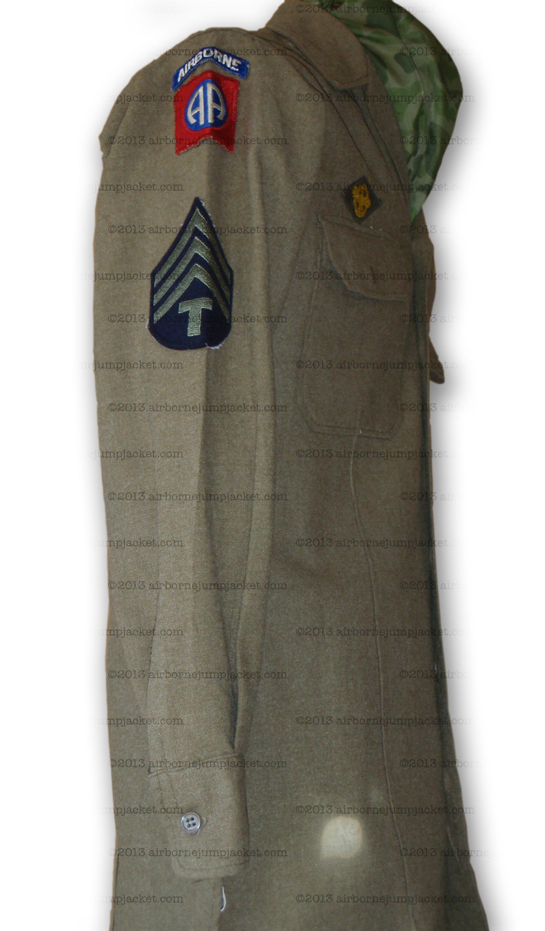 WWII 319th Glider Field Artillery Battalion, 82nd Airborne ...
