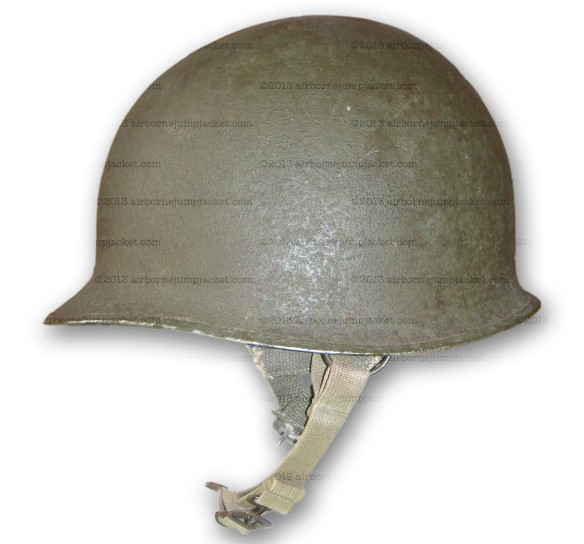 Bale Paratrooper Helmet Side View