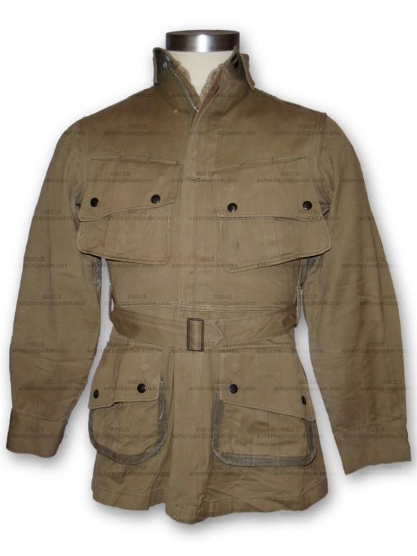 506 Reinforced Jump Jacket Front