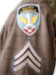 401st GIR Purple Heart Group Allied Airborne Patch