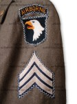 401st GIR Purple Heart Group Screaming Eagle