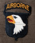 G Company 506 PIR Group Screaming Eagle Patch