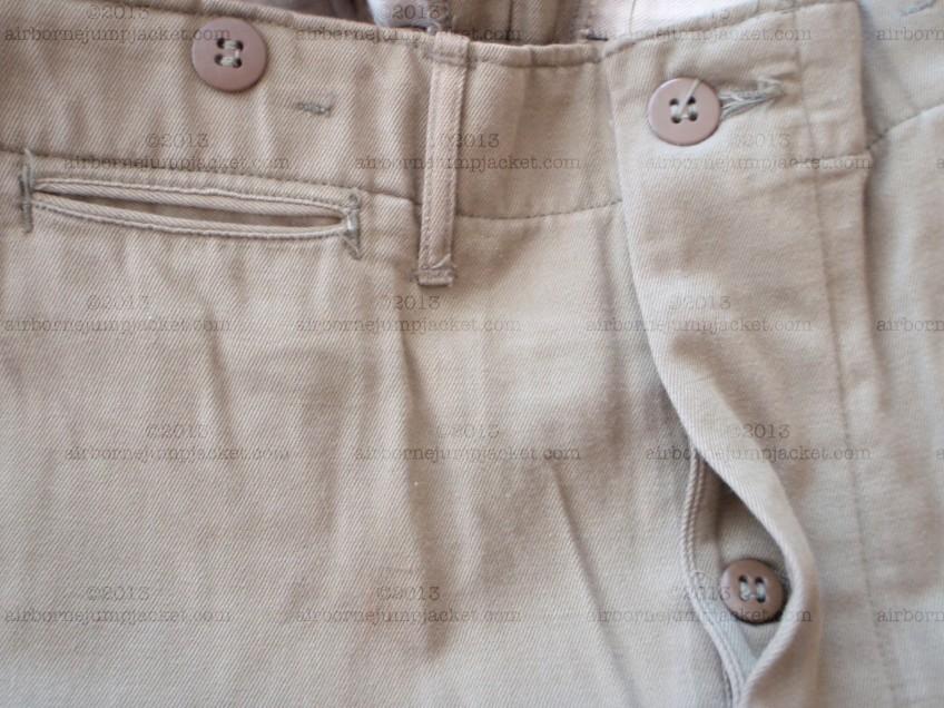 M42 Paratrooper Jump Pants Buttons