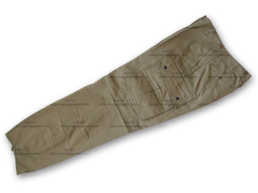 M42 Paratrooper Jump Pants Left Side
