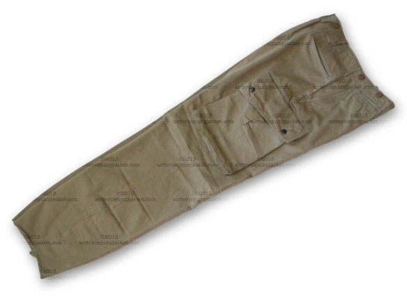M42 Paratrooper Jump Pants Right Side