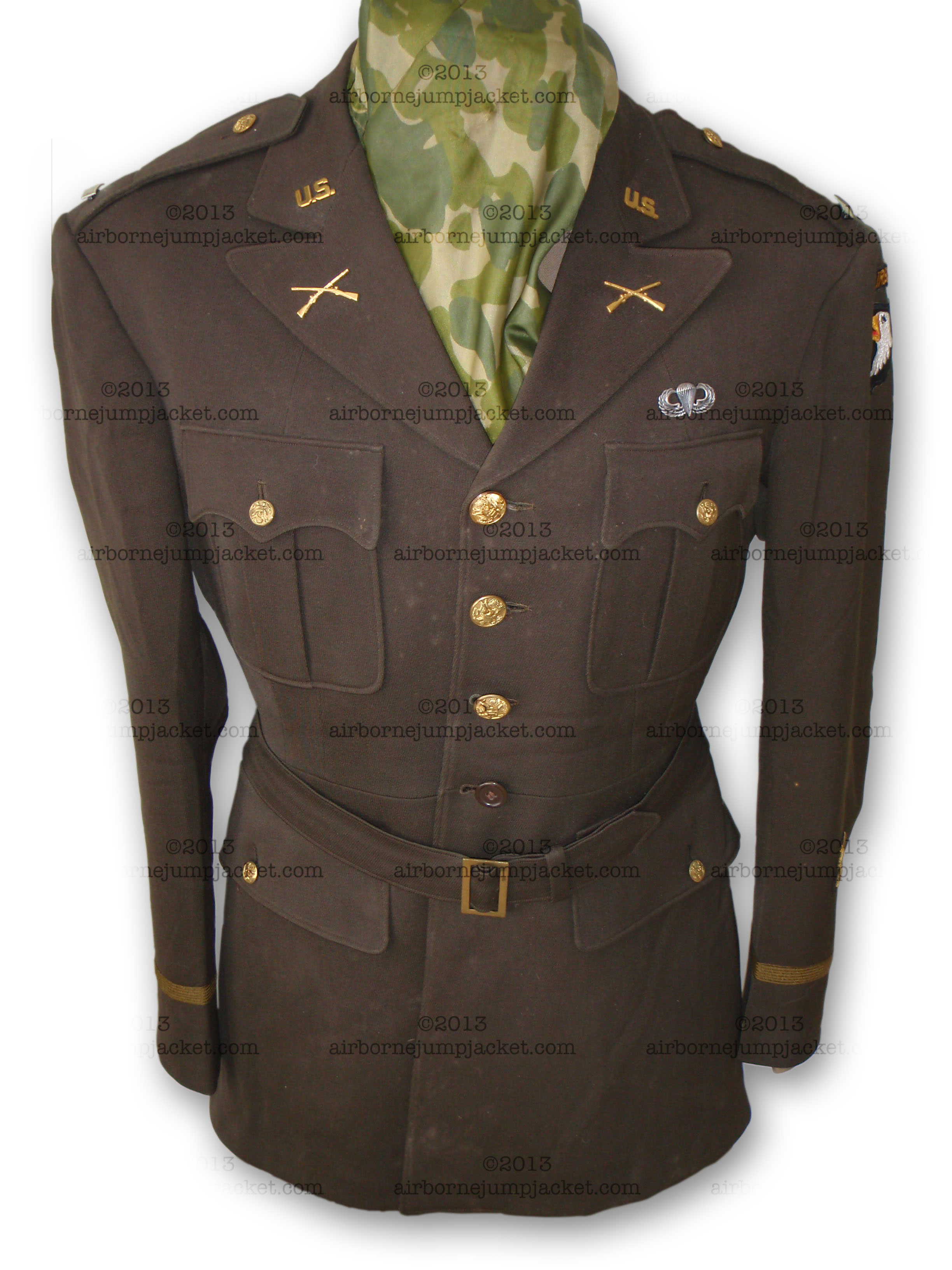 Airborne Dress Uniform 80