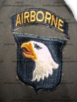 506 PIR Dress Uniform 101st Airborne Patch
