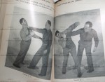 Unarmed Defense Manual Pages Showing Fighting Technique