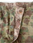 P42 USMC Camouflage Pants Fly Snaps