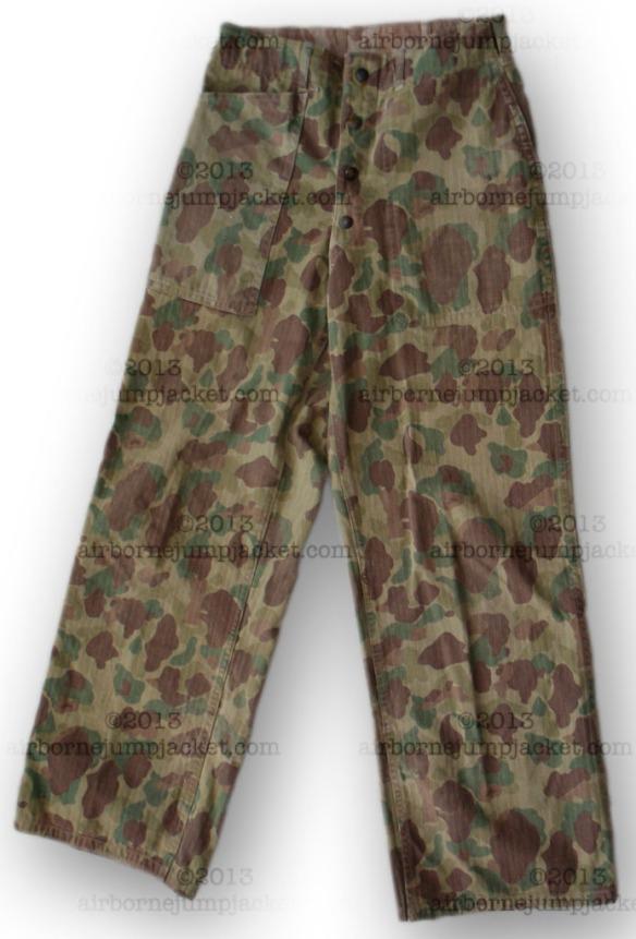 P42 USMC Camouflage Pants
