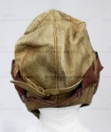 japanese flight helmet back ww2