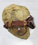 japanese flight helmet side ww2