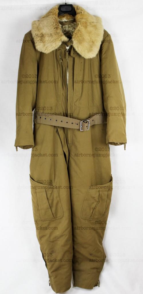 Japanese Pilot Flight Suit Ww2 Airbornejumpjacket Com