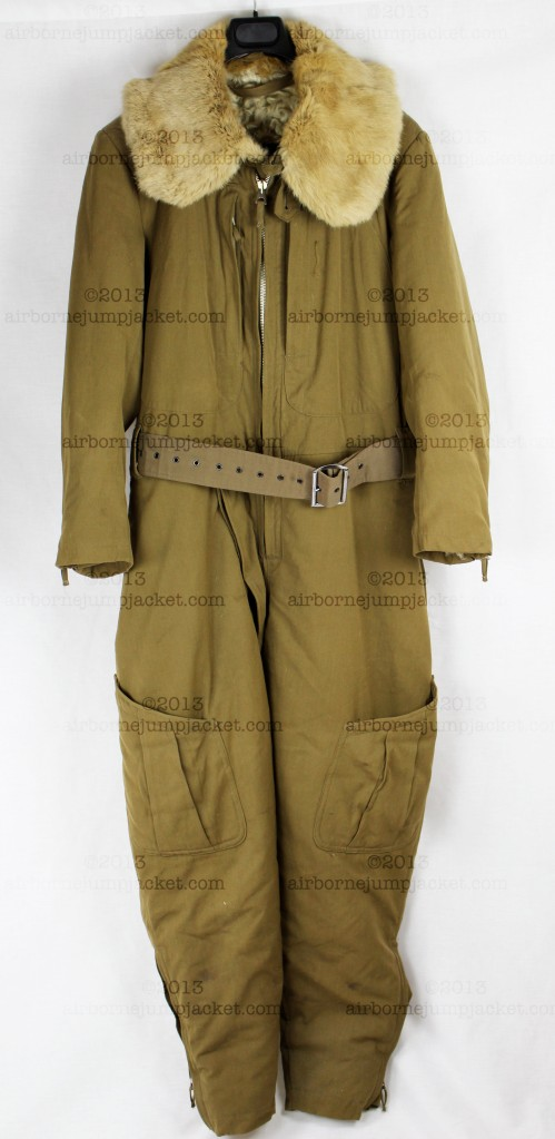 japanese pilot flight suit ww2