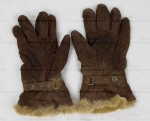 japanese pilot gloves back ww2