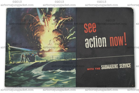 Submarine Recruiting Brochures 2 watermark
