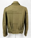Back of Australian Made USMC Raider Uniform
