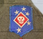 WWII USMC Marine Raider Patch